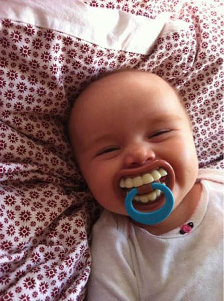 Don't Use Teething Jewelry To Prevent Pain In Infants